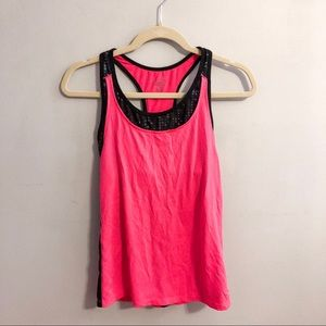 Champion Workout Tank with Builtin Sports Bra